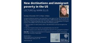 New destinations and immigrant poverty in the us
