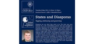 States and diasporas tapping embracing and governing