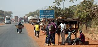 Family strategies of migrants in west africa