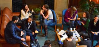 Welcome to the 2015 16 msc migration studies cohort