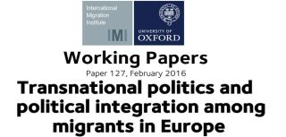 Migrant voting in origin and receiving countries new working paper by ali r chaudhary