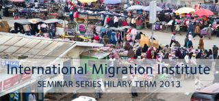 Borders beyond control assessing and measuring the effectiveness of migration policies