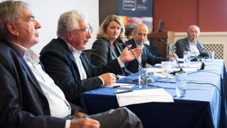 IMI researchers discuss solutions to the 'migrant and refugee crisis'