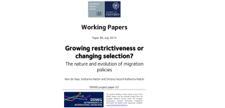 Migration policies have become less restrictive demig paper reveals