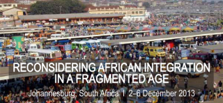 Reconsidering african integration in a fragmented age