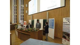 Rinus Penninx Best Paper Award to Ali Chaudhary