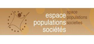 Espaces populations societe