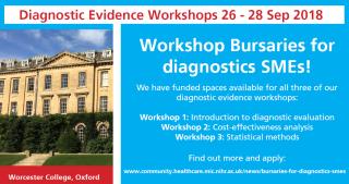 Workshop bursaries 1