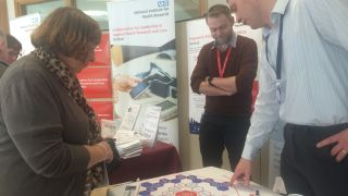 DEC Oxford attends Biomedical Research Centre's public open day