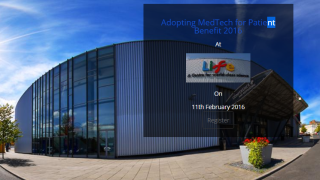 Adopting MedTech for Patient Benefit- DEC Newcastle