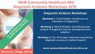 Diagnostic evidence workshop