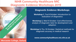 Diagnostic Evidence Workshops