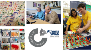 The Department of Paediatrics has been granted the Athena SWAN Silver Award in recognition for its contribution to advancement of equality and excellence in employment.