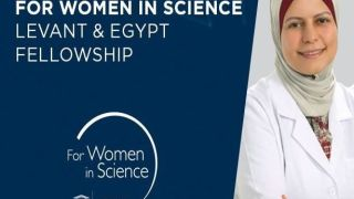 Former student takes L'Oreal prize for Women in Science