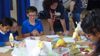 Pharmacology msc students reach out to local schoolchildren