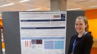 Anezka presents our work at the Meeting of the Minds Conference 2018 at Imperial College London