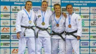Rebecca Capel wins silver at European judo championships