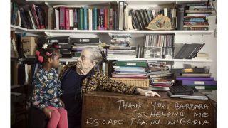Barbara Harrell-Bond featured in Oxford Festival of the Arts' Gratitude Project