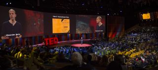 Alexander betts at the ted conference 2016