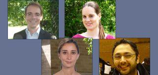 New postdoctoral researchers 2016