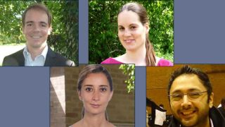 Introducing our new postdoctoral researchers