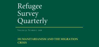 Refugee survey quarterly 35 2
