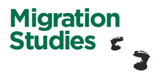 New issue of migration studies available free online