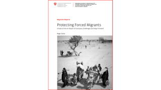 New state of the art report on protecting forced migrants, by Emeritus Professor Roger Zetter