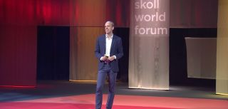 Alexander betts speaks on 2018refugees as a resource2019 at the skoll world forum