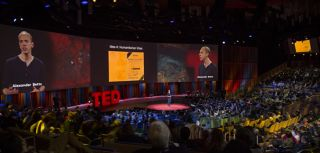 Alexander Betts at TED2016 - Friday, Session 12