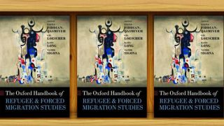 Oxford Handbook of Refugee and Forced Migration Studies to be published in Summer 2014