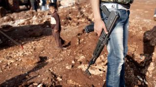 Syrian tribes, national politics and the uprising | Dawn Chatty