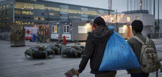 Unaccompanied minor asylum seekers in malmo sweden