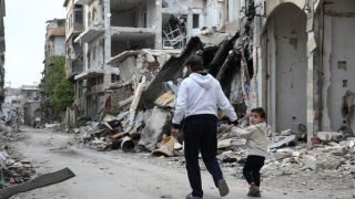 Perspectives on the Syrian conflict | Public Seminar Series, Hilary term 2017
