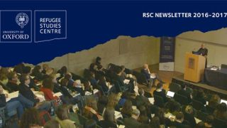 New RSC Newsletter 2016-2017 now online