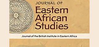 Journal of eastern african studies