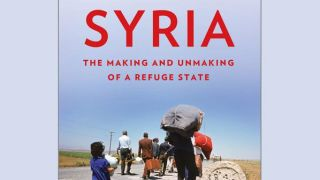 Syria the making and unmaking of a refuge state a new book by emeritus professor dawn chatty