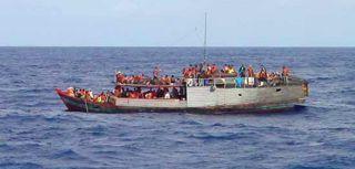 The olong children overboard scandal australia 2001