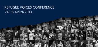 Refugee voices conference