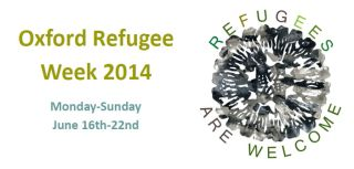 Refugee week authors talk at blackwells bookshop