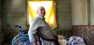 The situation of older and disabled syrian refugees