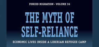 The myth of self reliance