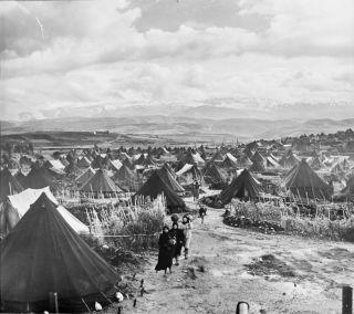 Nahr al-Bared refugee camp in 1948