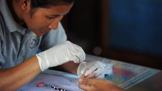 Positive results in fight against malaria in remote parts of myanmar