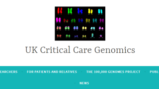 The genomic advances in sepsis gains study launches new website