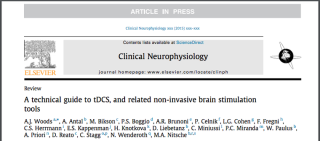 Published paper clinical neurophysiology
