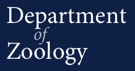 Department of Zoology, University of Oxford logo