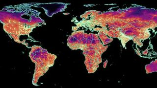Sustainability: Global map of access to cities