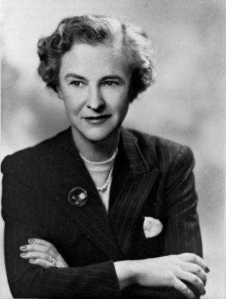 Dame Alice Josephine Barnes