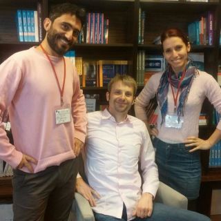 Prof Christian Eggeling and Dr Erdinc Sezgin at the MRC HIU and Dr Gunes Ozhan from Dokuz Eylul University were awarded a Newton Institutional Links Grant by the British Council.